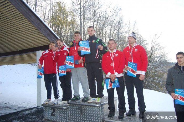 Sigulda: Jeleniogórskie podium Mistrzostw Polski seniorów