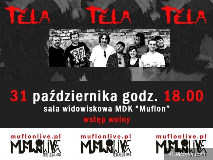 Jelenia Góra/Sobieszów: Czeski folk–rock na MUFLON–LIVE
