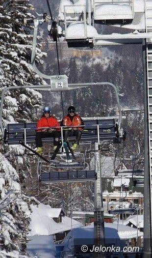 Region: Szrenica najlepszym miejscem w Polsce dla narciarzy