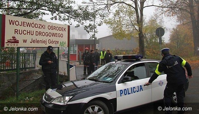 Jelenia Góra: Za bombowy alarm w WORD–zie czeka mieszkańca okolic Lubania nawet 8 lat więzienia