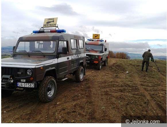 Region: Rolnik z Rybnicy znalazł niewybuch na polu