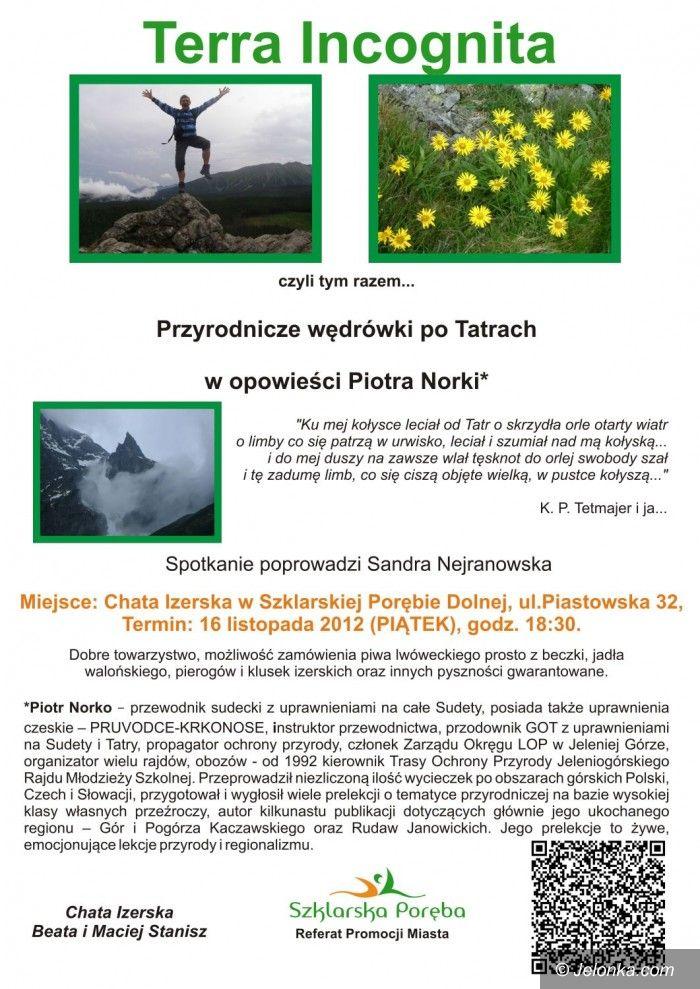 Region: Wędrówka po Tatrach w... Szklarskiej Porębie