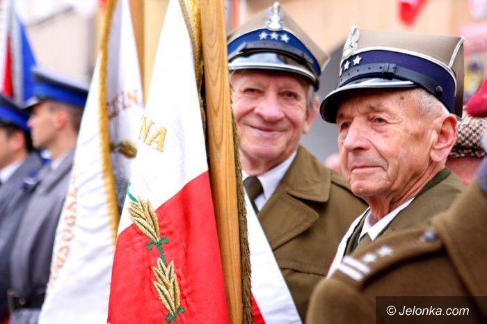 Jelenia Góra: Radosne i spokojne obchody Dnia Niepodległości