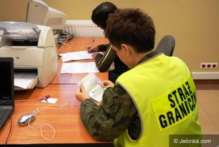 Jelenia Góra/region: Zatrzymani za nielegalną pracę i wyłudzenie wiz