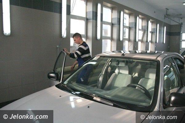 Jelenia Góra: Kolejna myjnia w MZK, tym razem samochodowa