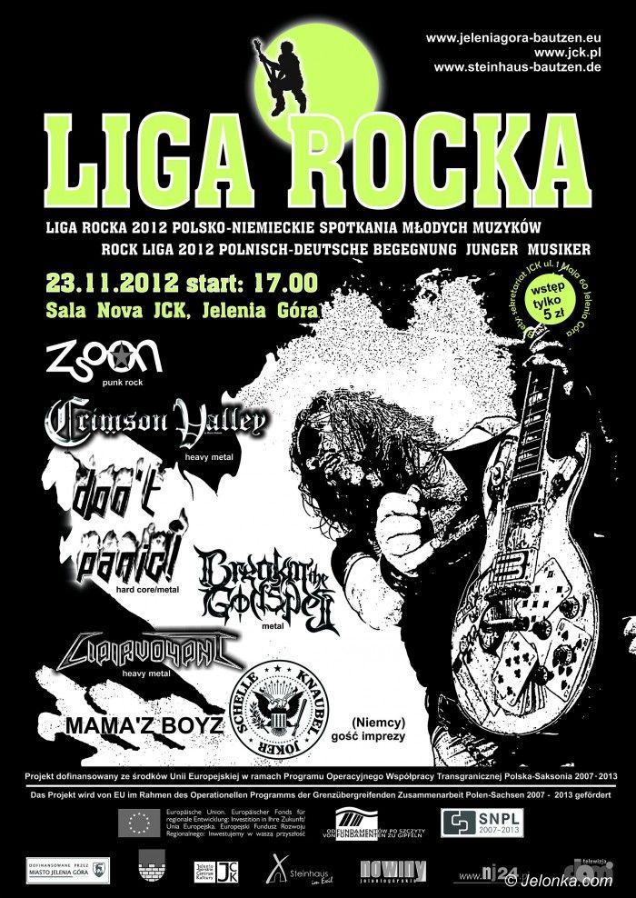 Jelenia Góra: Kolejny koncert Ligi Rocka już w przyszły piątek