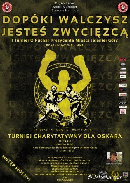 Jelenia Góra: Wyniki walk turnieju