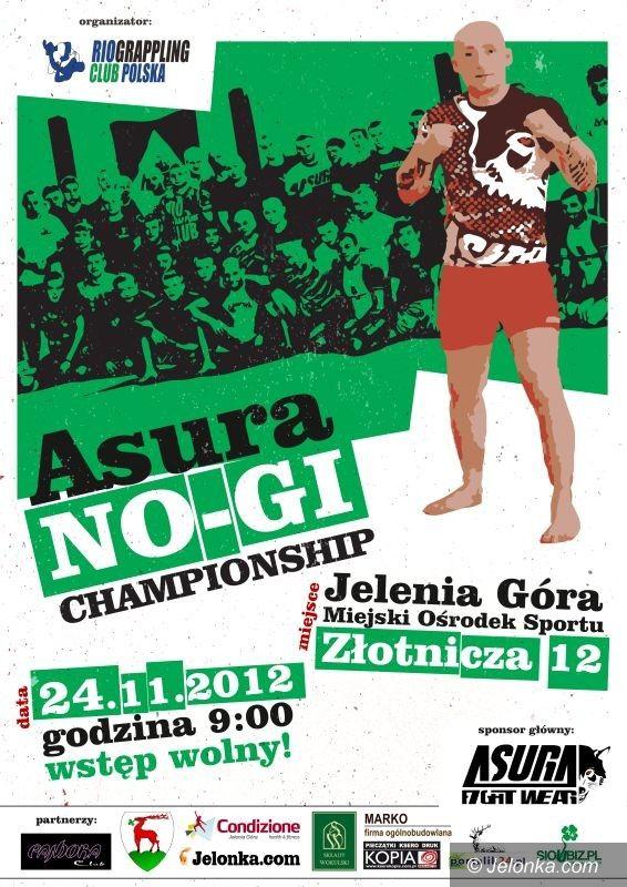 Jelenia Góra: Asura NO–Gi Championship już w sobotę!