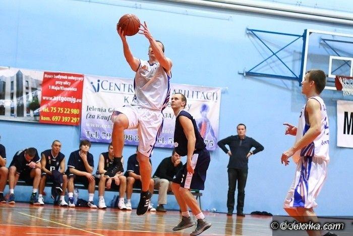 II-liga koszykarzy: Sudecko–śląskich pojedynków ciag dalszy