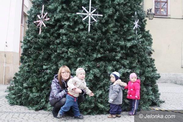 Jelenia Góra: W mieście powiało bożonarodzeniowo