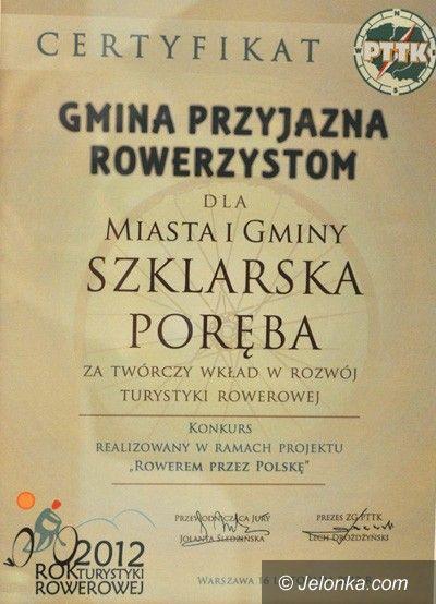 Region: Szklarska Poręba – Gmina Przyjazna Rowerzystom
