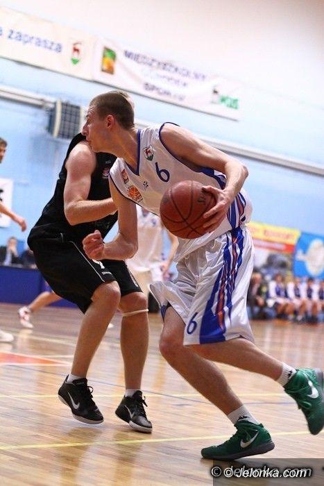 II-liga koszykarzy: Sudety jadą do Gliwic