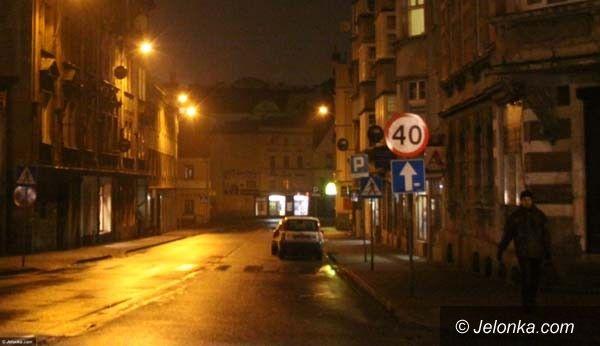 Jelenia Góra: Egipskie ciemności na przejściach dla pieszych