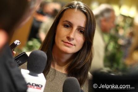 Jelenia Góra: Sylwia Bogacka otrzyma tytuł Zasłużonya dla Miasta Jeleniej Góry