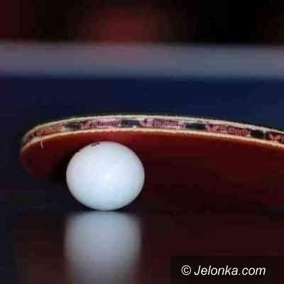 Jelenia Góra: Na Mikołajki zagrają w tenisa stołowego