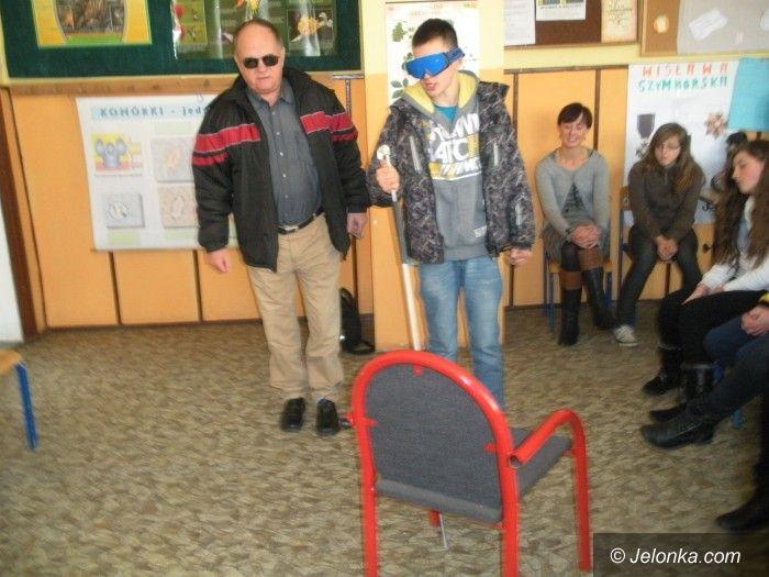Region: Opowiadali uczniom, jak sobie radzą z niepełnosprawnością