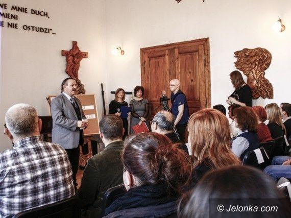 Jelenia Góra: Spotkanie rzemieślników wolontariatu