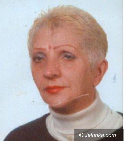 Jelenia Góra: Policja poszukuje zaginionej Krystyny Borodko