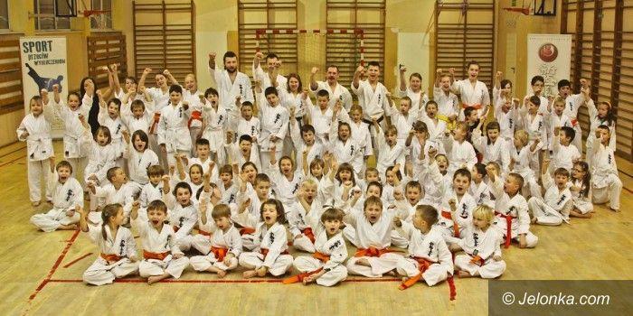 Sobieszów: Karkonoski Klub Karate Shinkyokushinkai podsumuje sezon