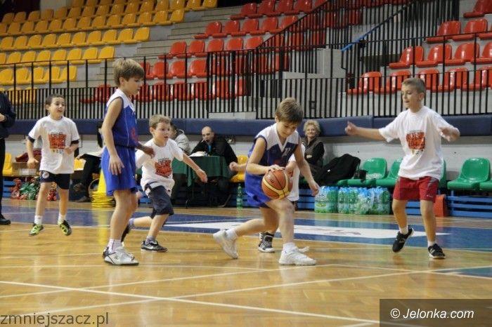 Region: Turniej basketmaniaków z młodymi jeleniogórzanami