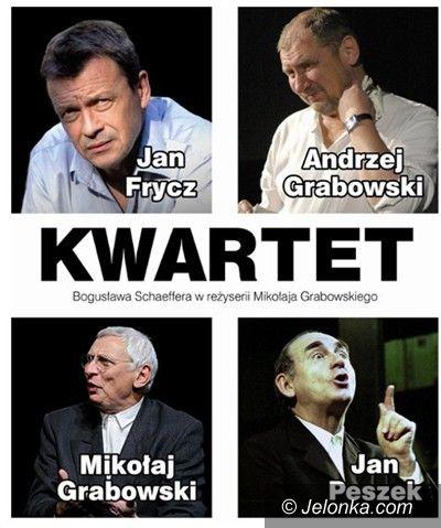 """Jelenia Góra: """"Kwartet"""" w Teatrze Norwida"""