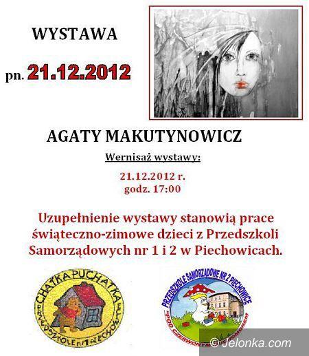Region: Wernisaż Agaty Makutynowicz–Turskiej w Piechowicach