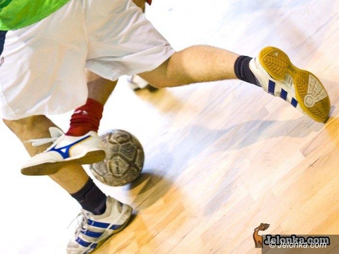 Jelenia Góra: Zagrali piłkarze z Jeleniogórskiej II–Ligi Futsalu