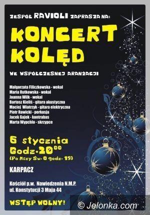 Karpacz: Kolędy pod Śnieżką w nowoczesnej aranżacji