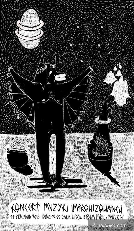 Jelenia Góra: Koncert muzyki improwizowanej w Muflonie