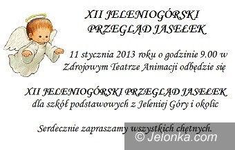 Jelenia Góra-Cieplice: Jutro międzyszkolny przegląd jasełek w Cieplicach