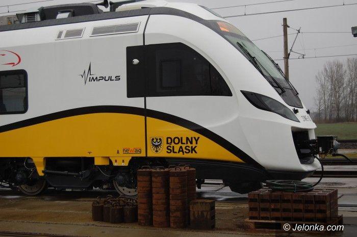 Jelenia Góra: Nowe pociągi na Dolnym Śląsku i w regionie