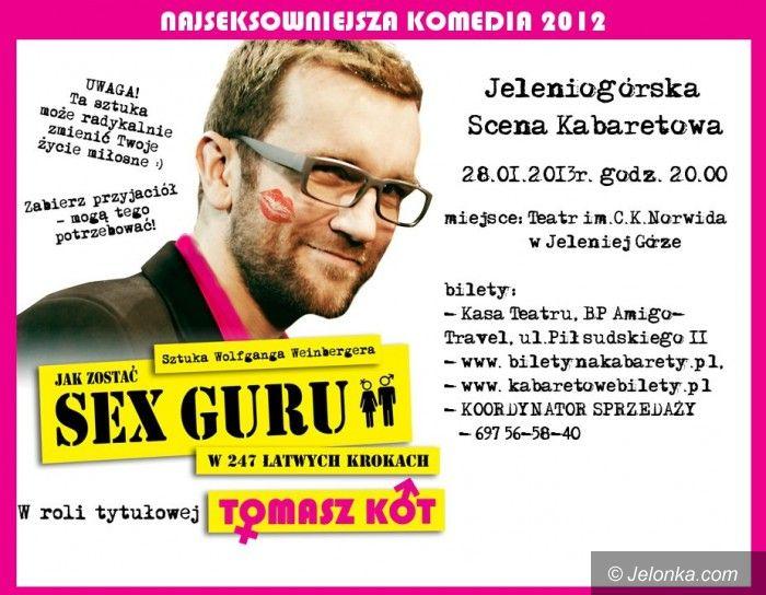 Jelenia Góra: Najseksowniejsza komedia 2012 – w poniedziałek, w Norwidzie