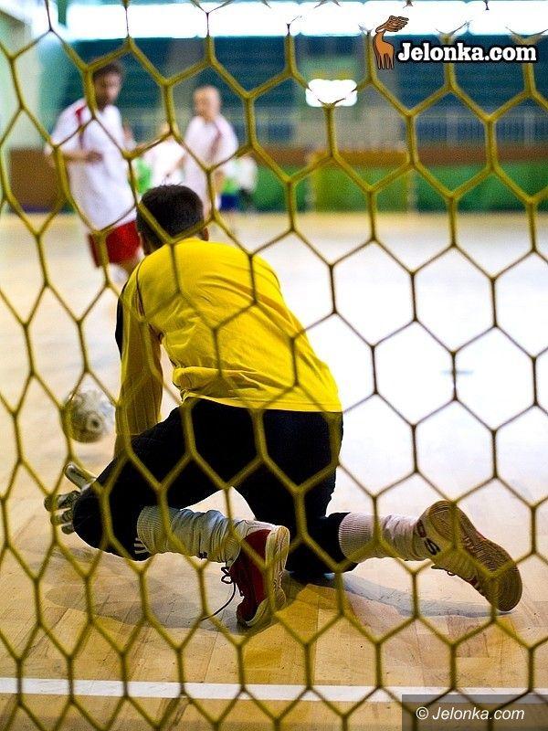 Jelenia Góra: Jeleniogórska II–Liga Futsalu: Wodnik wciąż czeka na zwycięstwo