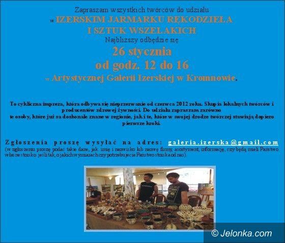 Region: Kolejny jarmark rękodzieła i regionalnych cudeniek w Kromnowie już w sobotę