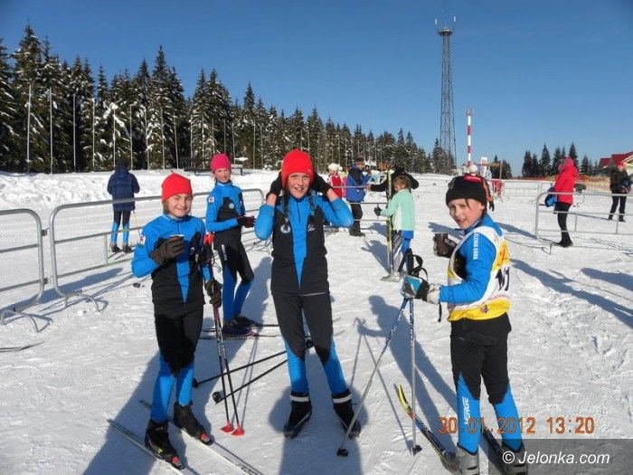 Bieszczady: Dobre starty naszych biegaczy w Ustianowej