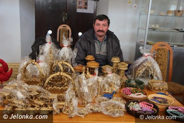 Region: Jarmark sztuki regionalnej i pyszności w Kromnowie