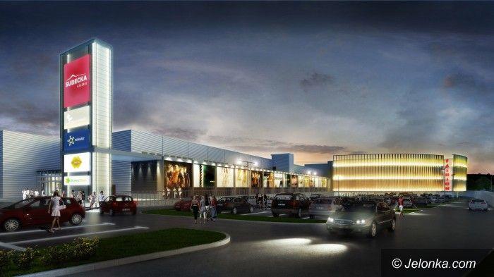 Jelenia Góra: Realizacja Galerii Sudeckiej – rozpoczęła się modernizacja hipermarketu