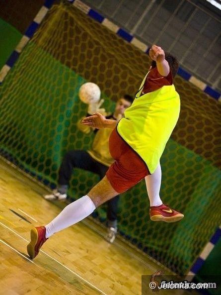 Jelenia Góra: Czternaście bramek w meczu, zwycięstwo Chojnika