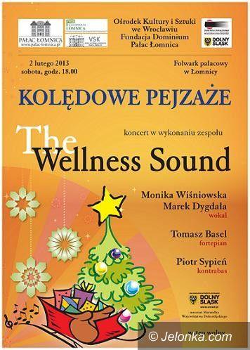 Region: Koncert kolęd jazzowych The Wellness Sound w Łomnicy