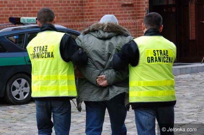 Region: Jeleniogórscy strażnicy graniczni rozbili grupę przestępczą