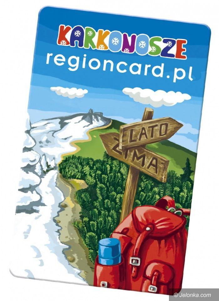 Region: W Karkonosze z Regionalcard. Będzie taniej!