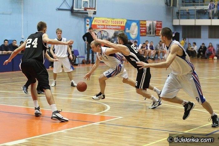 II-liga koszykarzy: Sudety wybierają się do Chorzowa