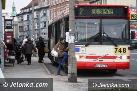 Jelenia Góra: Uwaga! Zmiany w rozkładzie jazdy autobusów linii nr 4, 18 i 9