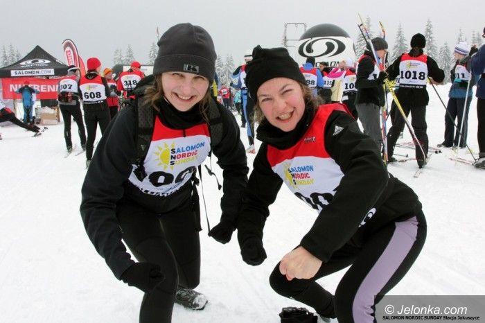 Polana Jakuszycka: Świetna walka na siedemnastu kilometrach