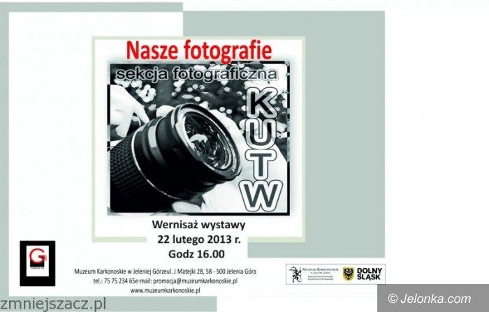 """Jelenia Góra: Wystawa """"Nasze fotografie"""" od jutra w Muzeum Karkonoskim"""