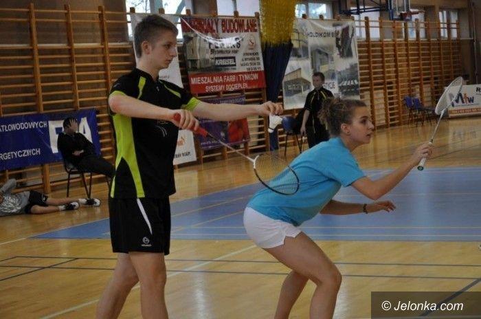Głubczyce: Udany występ naszych zawodników w krajowym turnieju badmintona