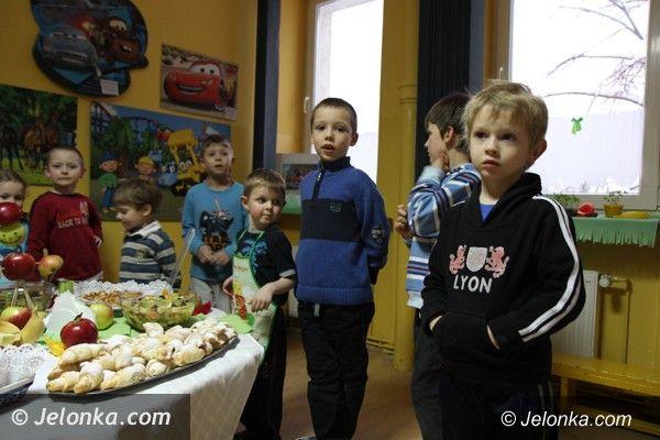 Region: Przedszkolaki z Kowar stawiają na zdrową żywność