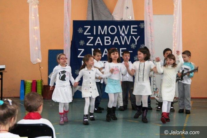 Jelenia Góra: Zimowe  zabawy  z matematyką w
