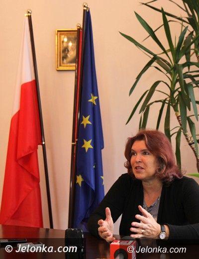 Jelenia Góra: Posłanka Małgorzata Sekuła–Szmajdzińska przeciw jednaniu się byłego prezydenta z Palikotem