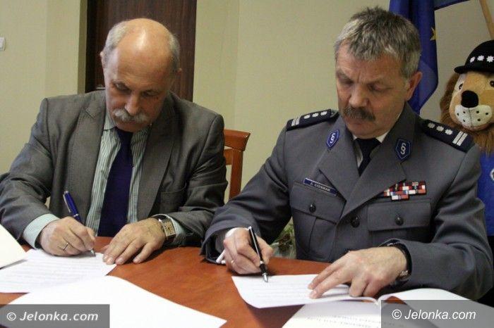 Jelenia Góra/region: Wodnik i policja razem przeciwko złodziejom, oszustom i zagrożeniom